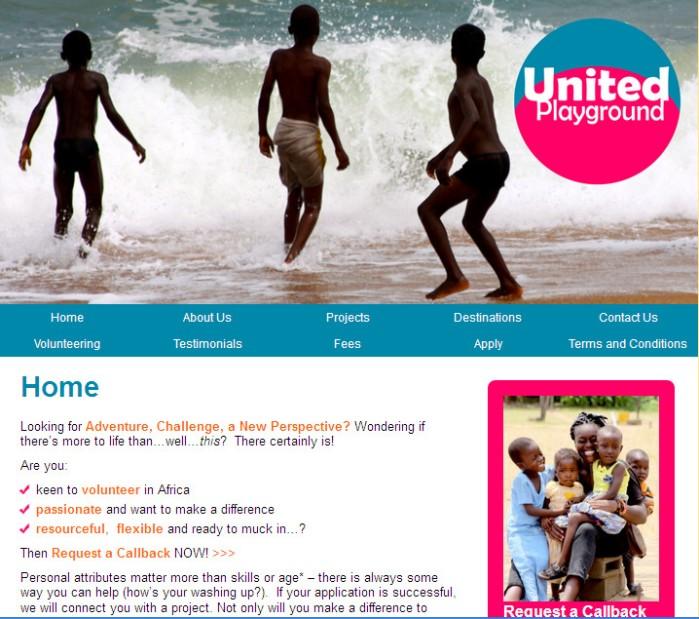 UPwebpage
